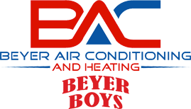 Beyer Air Conditioning & Heating logo